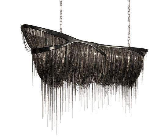 Подвесной светильник Hudson Furniture BLACK DRAGON, фото 1