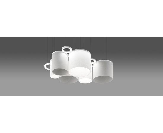 Подвесной светильник Artemide Ripple Cluster Light Engine + Light Diffuser, фото 4