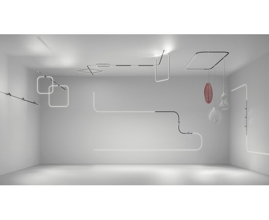 Подвесной светильник Artemide Turn Around Diffusive Suspension 1, фото 2