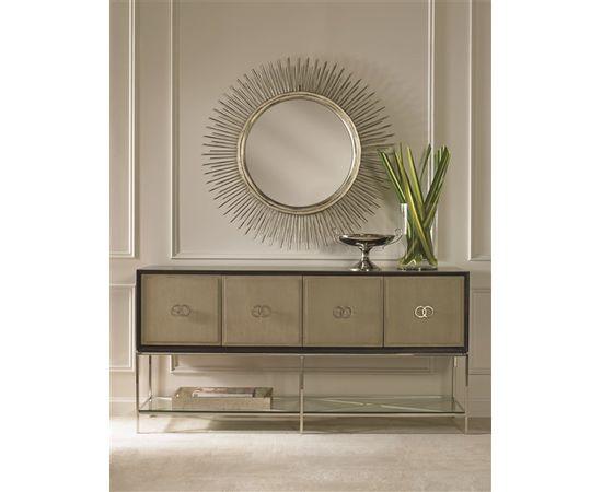 Зеркало Vanguard Furniture Carmen Spoked Mirror, фото 4
