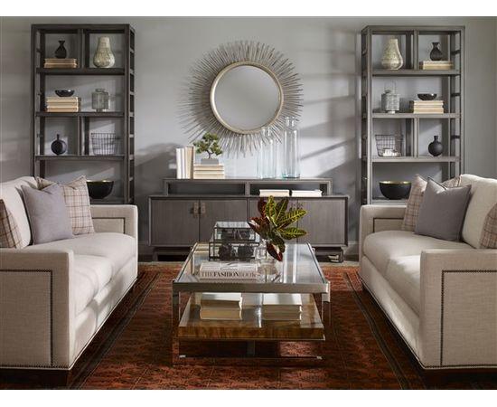 Зеркало Vanguard Furniture Carmen Spoked Mirror, фото 2