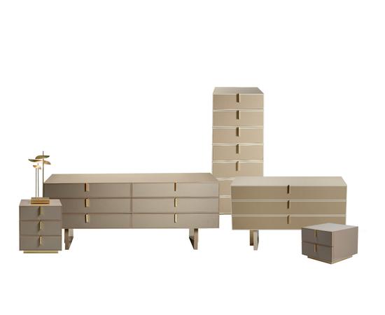 Прикроватная тумбочка Paolo Castelli Fine Collection night Bedside Table, фото 2