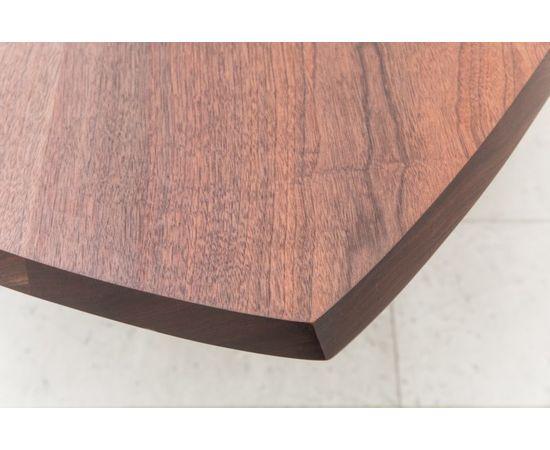 Обеденный стол Markus Haase Bronze, Walnut, and Limestone Dining Table, фото 5