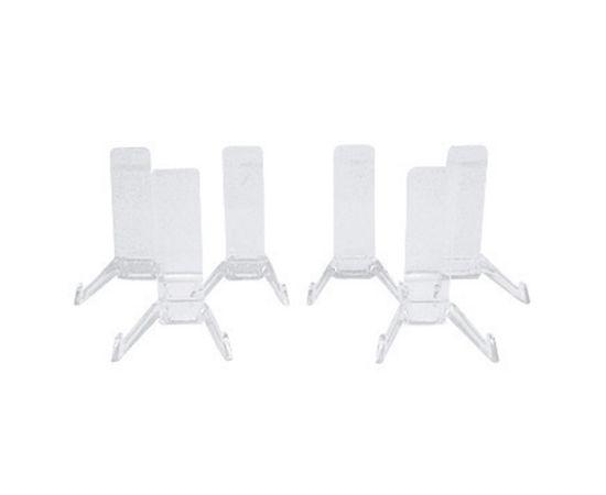 Набор из 6 элементов Adriani & Rossi Set of 6 plastic plate stands, фото 1