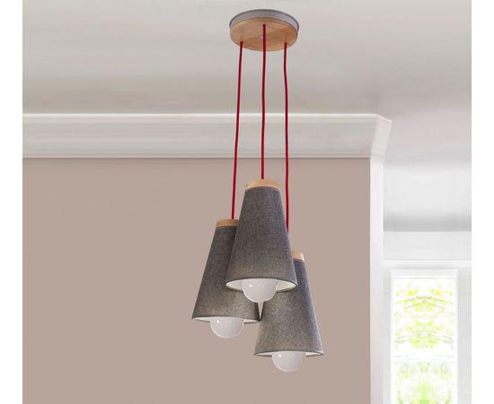 Подвесной светильник CILEK Trio Ceiling Lamp, фото 2