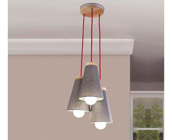 Подвесной светильник CILEK Trio Ceiling Lamp, фото 3