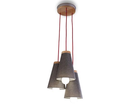 Подвесной светильник CILEK Trio Ceiling Lamp, фото 1